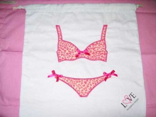 Victoria's Secret Swimsuit Travel Bag