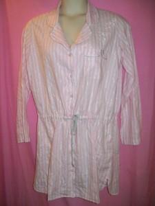 Victoria's Secret Lingerie The Dreamer Cotton Flannel Sleepshirt