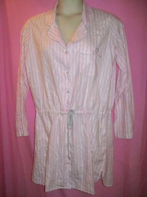 VS Dreamer Sleepshirt White