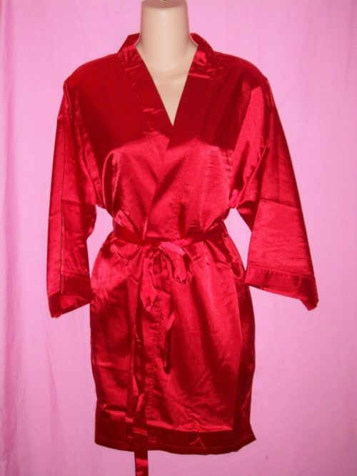 Seven 'Til Midnight Flawless Robe red