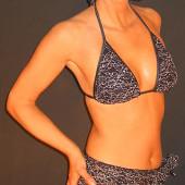 PDQ Swimwear Three Piece Bikini and Matching Wrap Sarong