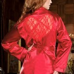 Dreamgirl Lace of Hearts dg7885 Back