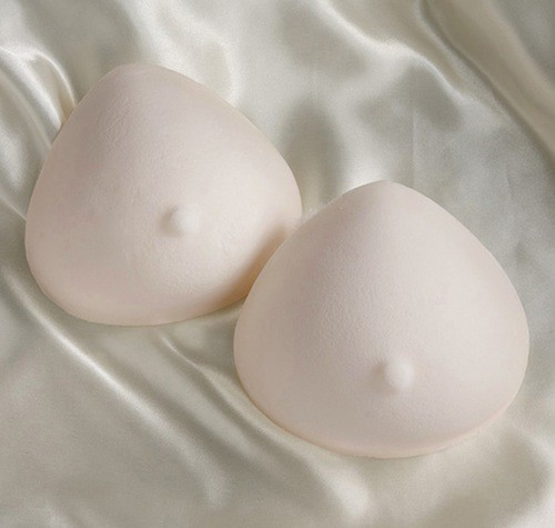 TF-801 TRANSFORM triangle Foam breast forms