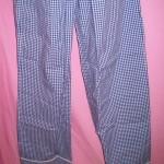 VS Mayfair Sleepwear blue gingham Pants