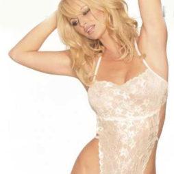 Fantasy Lingerie Lace Teddy fapf542