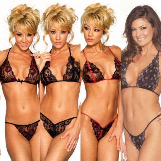 fantasy lingerie sexy bralette sets