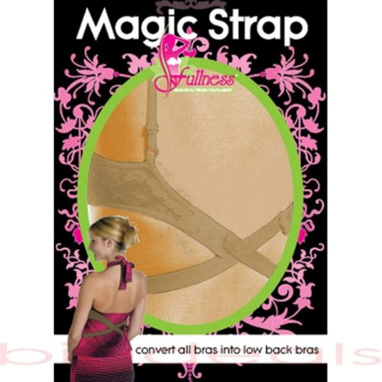 Magic Strap Low Back Bra Converter
