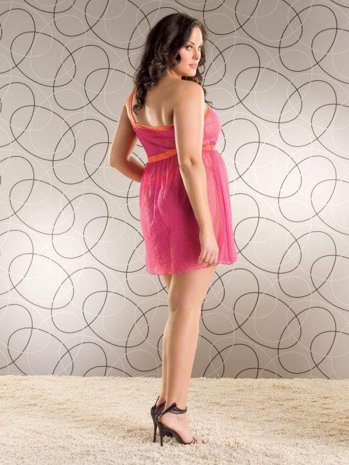 STM_PS_Single_Strap_Fence-Net_Babydoll_STM-9068X-pink_b