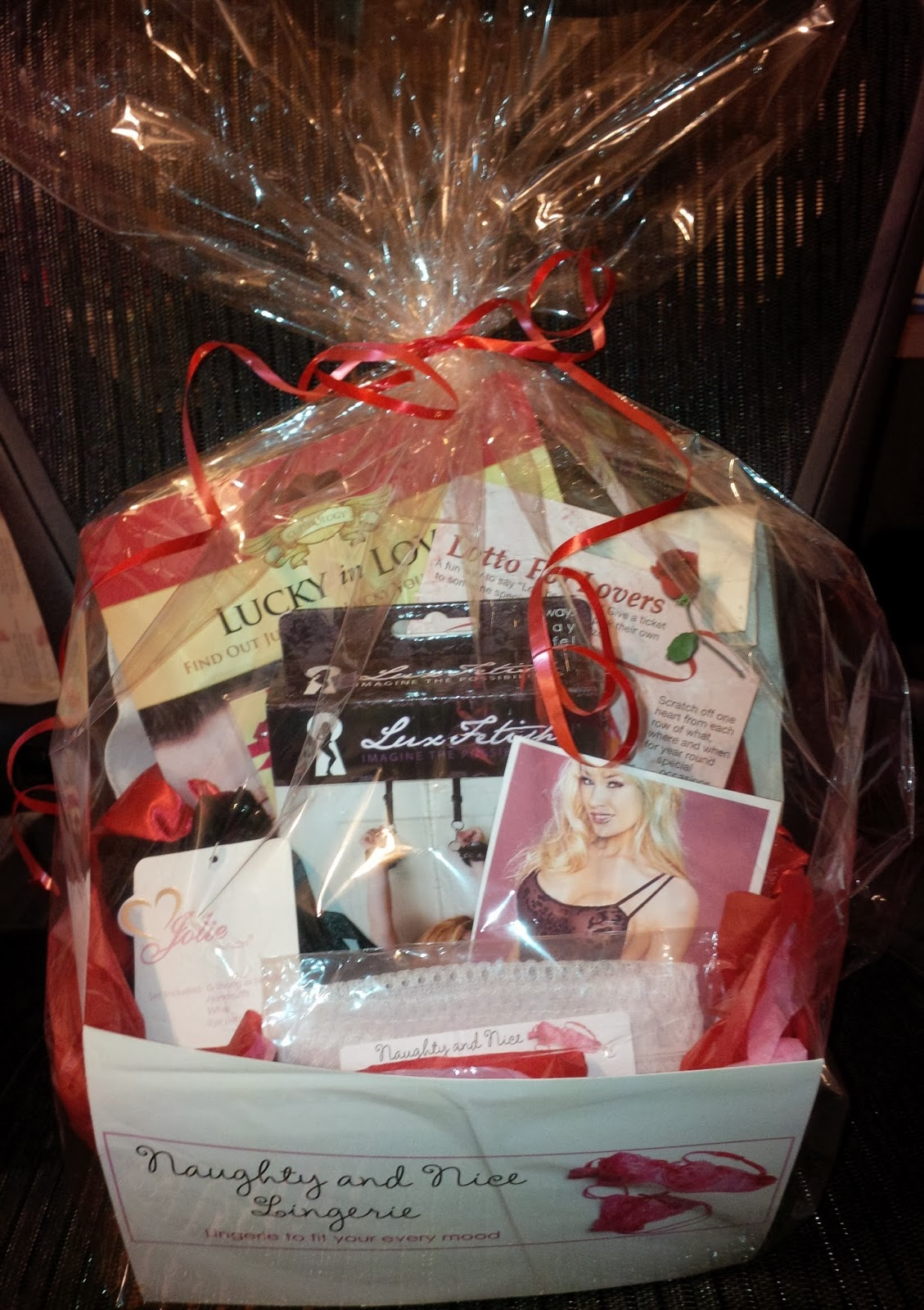 Lingerie Gift Baskets 20