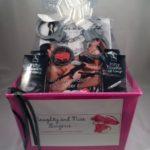 lingerie gift basket 2