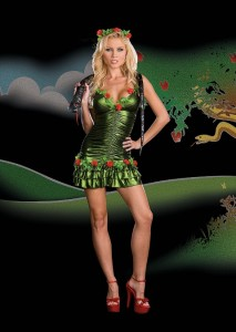 Dreamgirl Lingerie Garden of Eve Costume Set