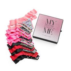 VS Cotton Thong Christmas Panties Gift Set V415233