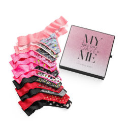 VS Cotton Thong Christmas Panties Gift Set V415233