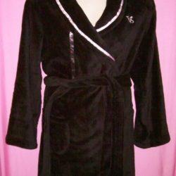 Victorias Secret Cozy Short Robe