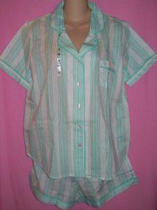 Victoria's Secret Lingerie Cotton Mayfair Boxer Pajama