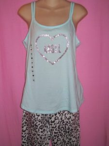 Victoria's Secret Lingerie The Pillowtalk Tank Pajama