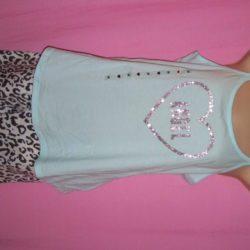 victorias secret pillowtalk sleepwear leopard