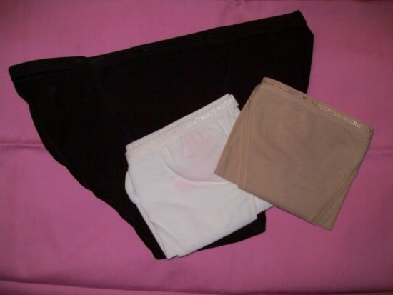 VS Signature Cotton String Bikini Lots Black_Nude_White