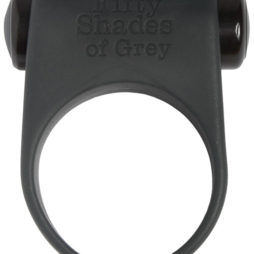 Fifty Shades of Grey Feel It Baby Vibrating Cock Ring FSG48292