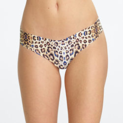 Commando Classic Thong Prints Wildcat