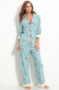 Munki Munki Flannel Pajamas Loungewear Sleepwear
