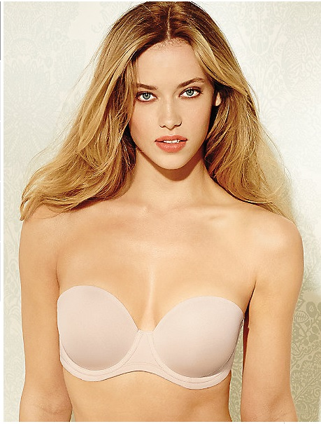 Red Carpet Strapless Bra