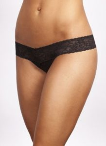 MadMac Low Rise Lace Thong