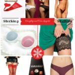 lingerie Stocking stuffer gift guide 2016