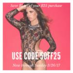 save 5off25