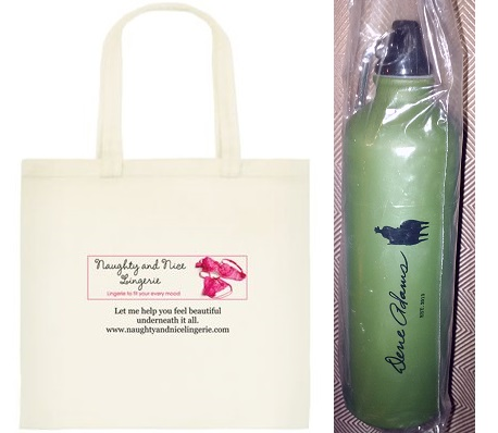 Free Gifts Tote Bottle