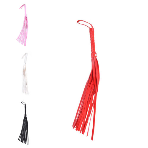 Yes Sir Flogger whip all red