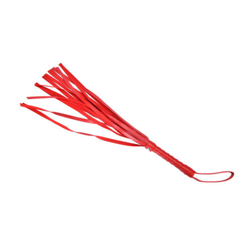 Yes Sir Flogger whip red 3