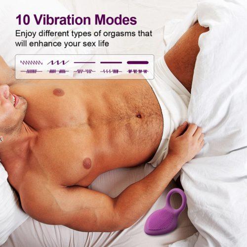 Vibrating Penis Ring 6