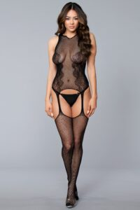 Be Wicked Lost Love Bodystocking