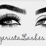 lingerista lashes logo